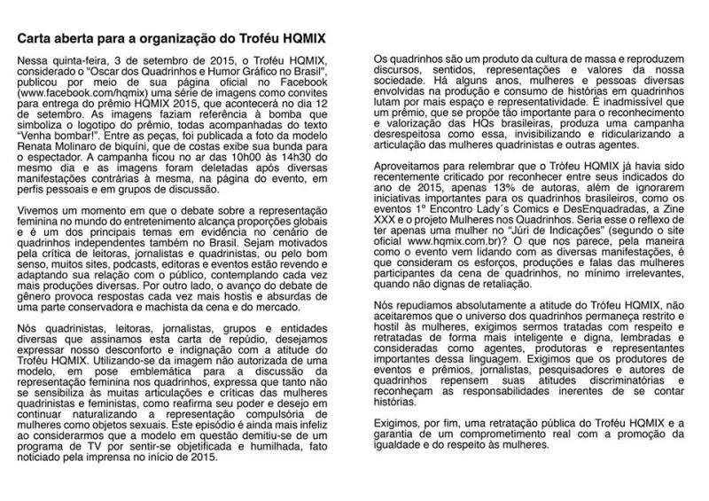 carta-aberta-polemica-hqmix
